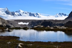 Northern Ice Cap, Chile