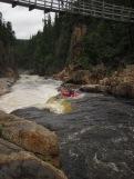 Godbout River, QC. Photo: James Duesenberry